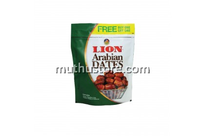 LION ARABIAN DATES (BUY ONE GET ONE) 250g