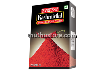 EVEREST KASHMIRILAL CHILLI POWDER 100g