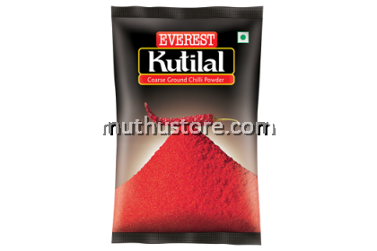 EVEREST KUTILAL CHILLI POWDER (POUCH) 100g