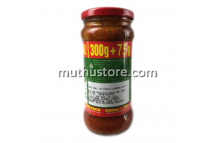 AACHI CUT MANGO PICKLE 375g