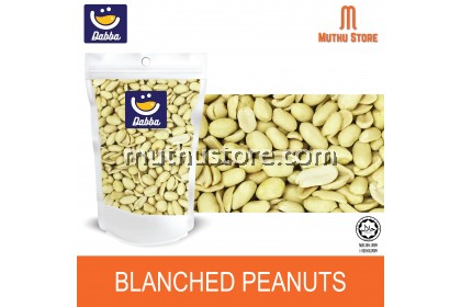 DABBA BLANCHED PEANUTS (REFILL PACK) 200G